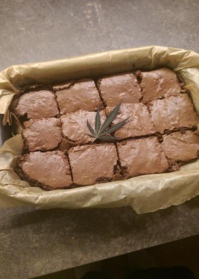 420 Cake – recept na marihuanový kolačík