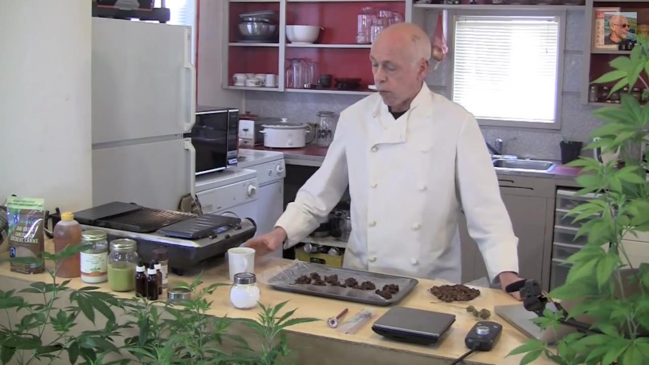 Varíme s marihuanou