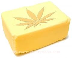 Marihuanové maslo – Recept