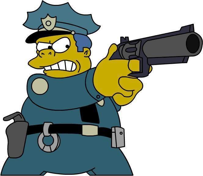Osobná prehliadka vs polícia